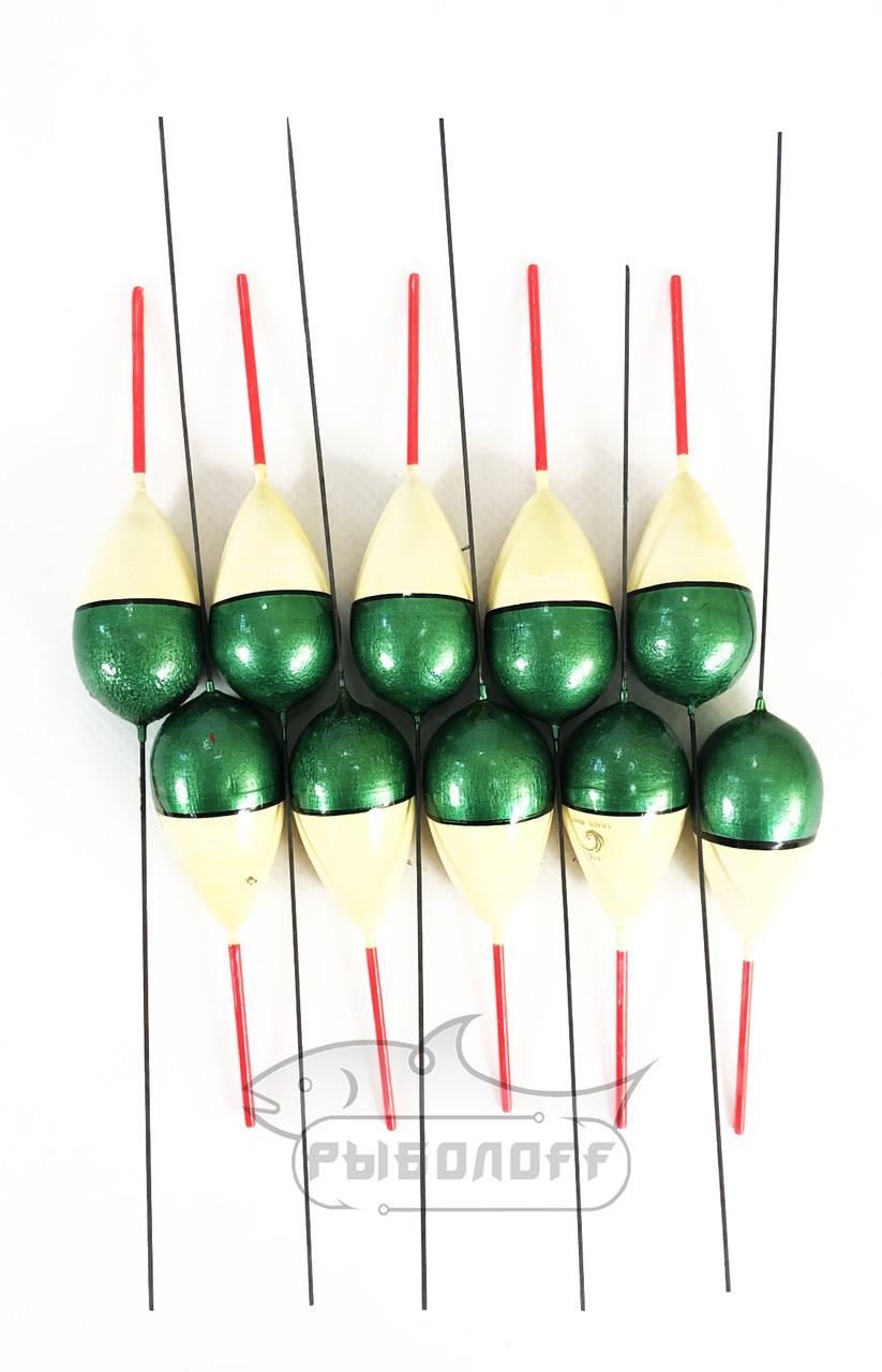 Поплавок Trade Mark 8г песочно-зеленый