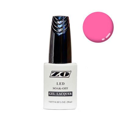 Гель-лак ZO вересо-фиолетовый, 20 мл