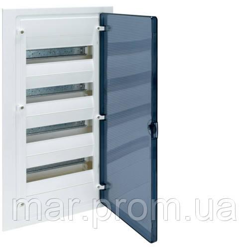 Щит в / в с прозрачными дверцами, 48 мод. (4х12), GOLF