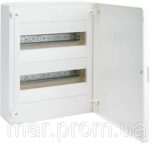 Щит в / у с белыми дверцами 24 мод. (2х12) COSMOS