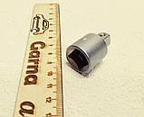 Перехідник головок з великою на середню тріскачку 1/2-3/8 Toptul, фото 2