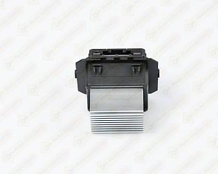 Резистор скорости вращения вентилятора на Renault Megane III 2009->2016 +AC — Expert Line - WTE28243