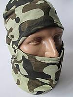 Военные камуфлированные маски.