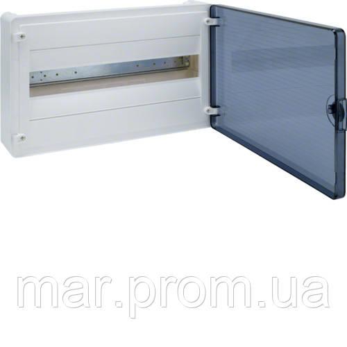 Щит с / у с прозрачными дверцами, 18 мод. (1х18), GOLF