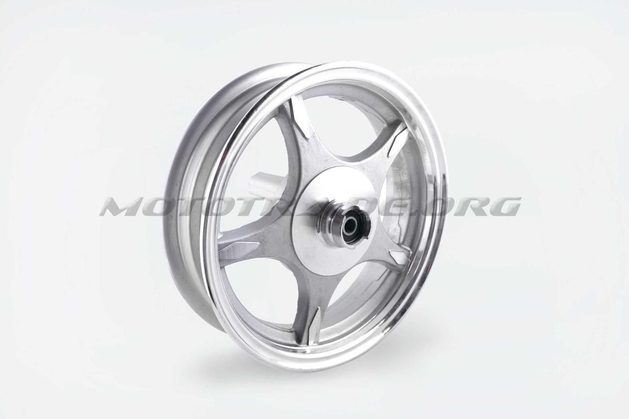Диск колеса   2,50 * 10   (перед, диск)   (легкосплавный), шт