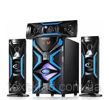 Комплект акустики 3.1 DJACK E-1503L 60W (USB/FM-радіо/Bluetooth)