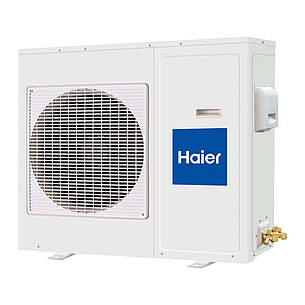 Кондиционер канальный HAIER Super Match AD18SS1ERA(N)(P)/1U18FS2ERA(S) Invertor, фото 2
