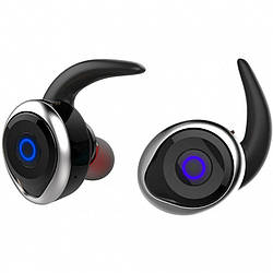 Бездротові блютуз навушники Bluethooth MDR T1 + BT Awei