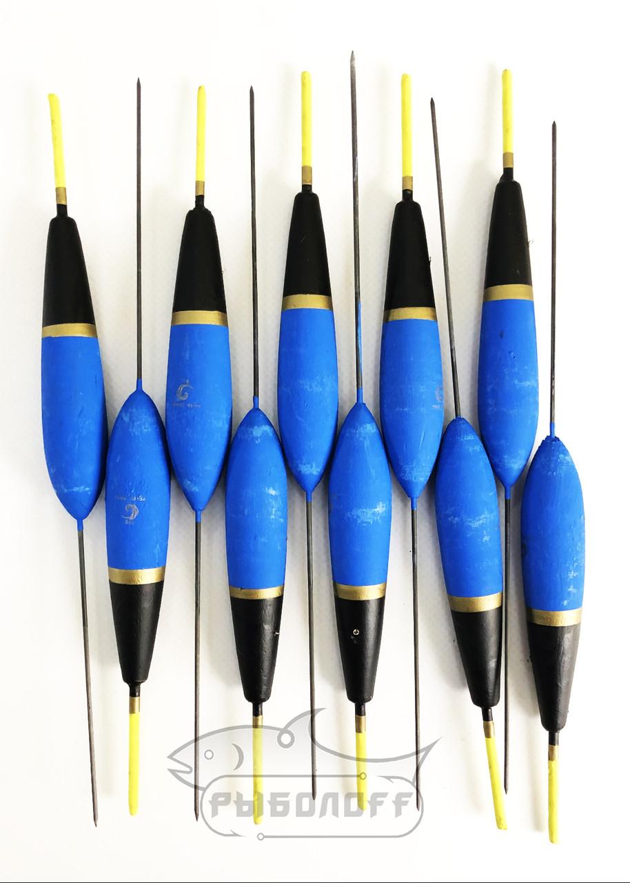 Поплавок Trade Mark 12г черно-синий