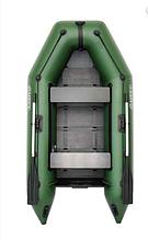 Двухместная моторная надувная лодка Омега (Omega) 290 M (S)