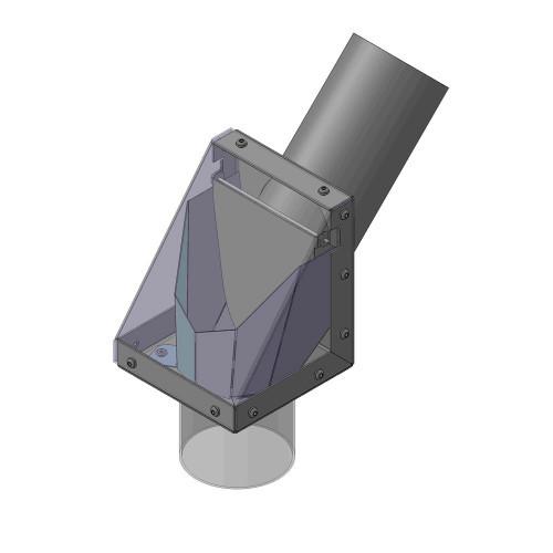 Клапан безпеки AIR для пелетної пальника