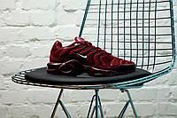 Мужские кроссовки Nike Air Max Tn + Team Red/ White-Black, фото 1