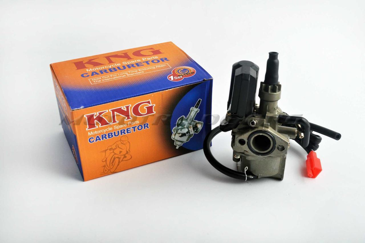 Карбюратор   Honda TACT AF16   (orange box)   KNG, шт