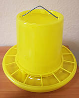 Кормушка ведро (Бункерная) для взрослой птицы на 9 кг.