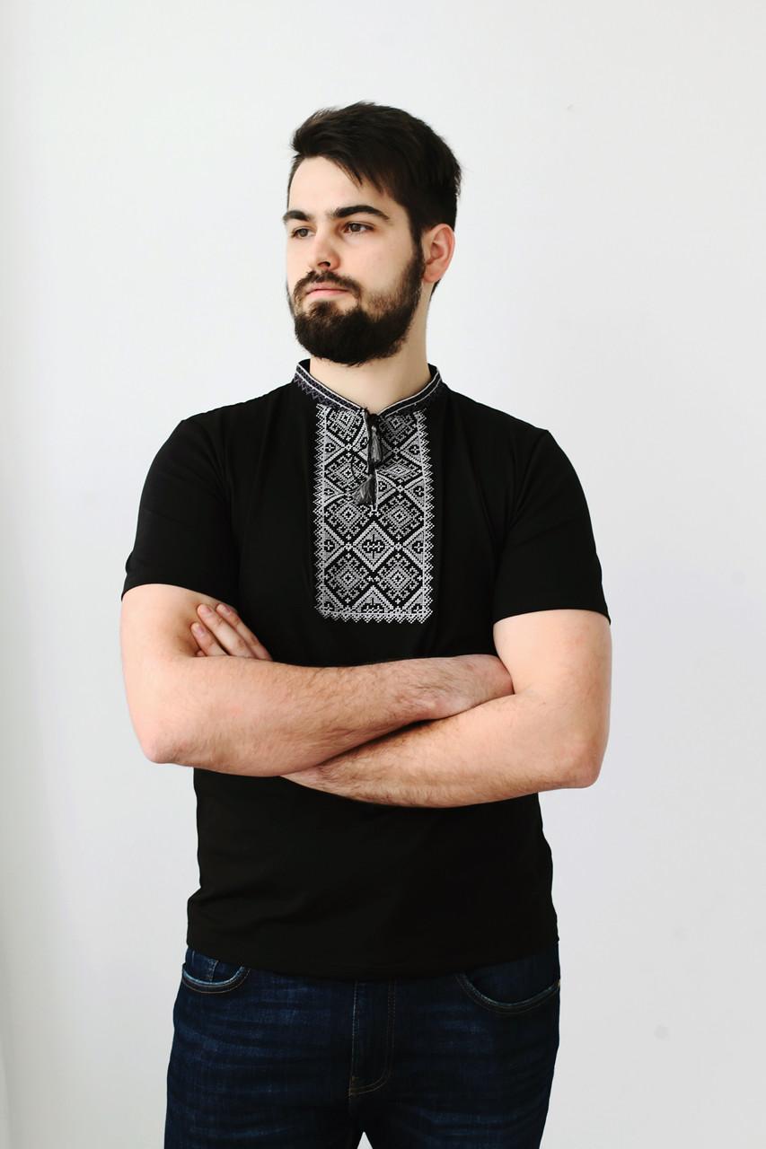 Чоловіча футболка вишита ЧФ-08
