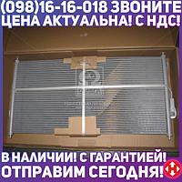 Радиатор кондиционера NISSAN ALMERA CLASSIC (N16) 1.5/1.6 (пр-во Nissens) 940363