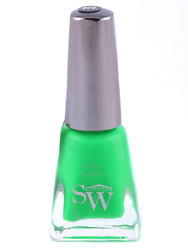 SW Лак для ногтей Everyday, 6 ml, ярко зеленый