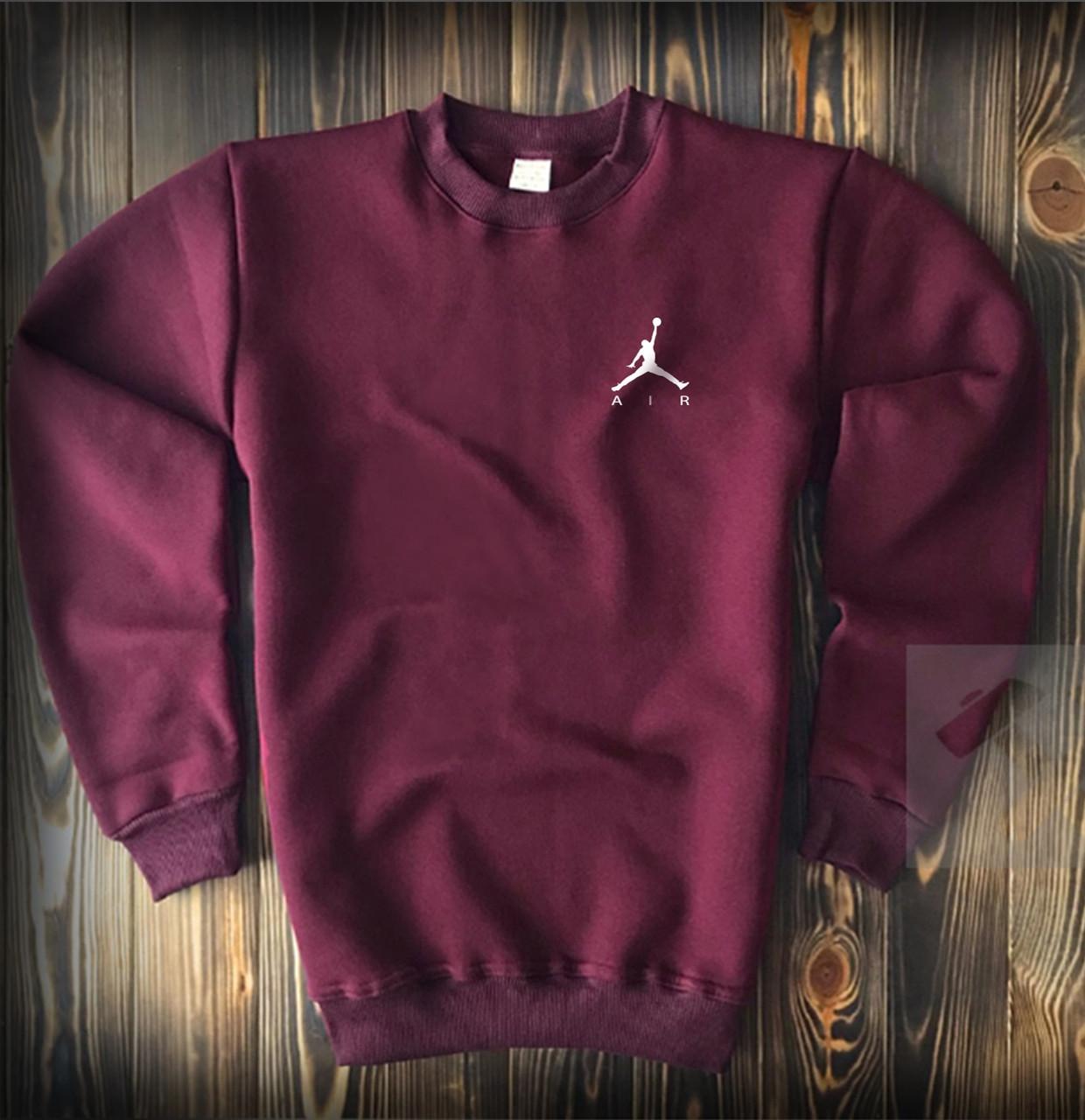 fecb8d2c9a23 Свитшот найк джордан, реплика свитшота Nike (7 цветов)