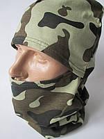 Маски камуфлированные для военных.