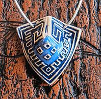 Кулон Мармароси блакитний