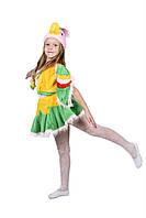 Карнавальный костюм Попугая для девочки