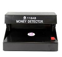 Ультрафиолетовый УФ детектор подлинности банкнот валют UKC 118AB Battery