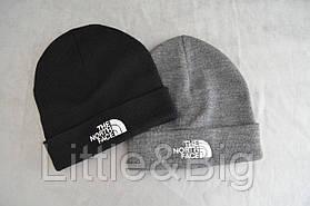 Теплая зимняя шапка The North Face
