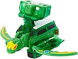 Мекард Тадор Делюкс Мекардимал машинка-трансформер робот / Mecard Tador Deluxe, фото 5