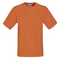 Футболка мужская Heavy Super Club S (Оранжевый)