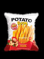 Палички кукурудзяні зі смаком картоплі з грибами 25 г