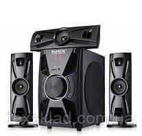 Комплект акустики 3.1 DJACK E-43 (USB/FM-радио/Bluetooth)