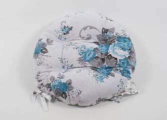 """Круглая подушка на стул """"Lotus"""""""