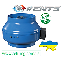 Канальный вентилятор ВЕНТС ВКМ 100 Б, фото 1
