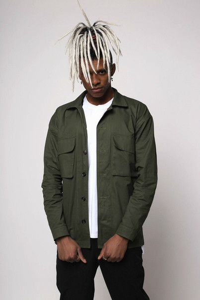 Куртка-рубашка хаки мужская Фьюри (Fury) от бренда ТУР размер S, M, L, XL, XXL