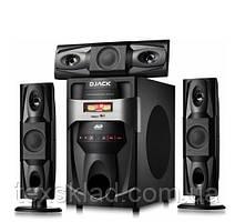 Комплект акустики 3.1 DJACK DJ-J3L 100W (USB/FM-радіо/Bluetooth)