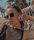 В расцветках солнцезащитные очки midi oval v4804, фото 5