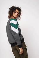 Світшоти жіночий кольоровий від бренду ТУР Джейн (Jane) розмір S, M, фото 1