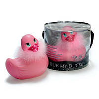 Вибромассажер I Rub My Duckie - Paris Pink