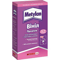 Клей для шпалер Metylan 300 г Метилан Вініл Преміум | Клей для обоев Винил Премиум