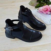 Туфлі жіночі чорні., фото 1