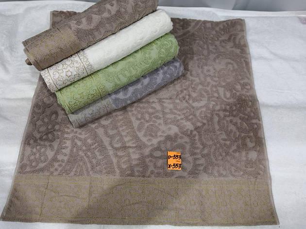 Полотенце лицо махровое 50*100 (от 6 шт), фото 2
