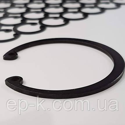 Стопорное кольцо внутреннее А125  ГОСТ 13943-86, DIN 472, фото 2
