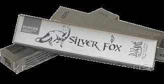 """Silver Fox - 3 шт. """"Серебяная лиса"""" Возбуждающий порошок для женщин"""