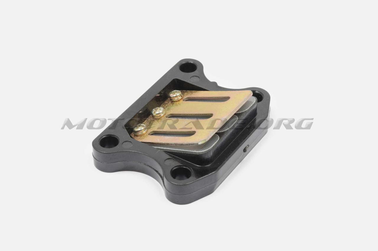 Лепестковый клапан   Honda DIO AF18/27   STEEL MARK, шт