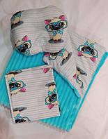 Комплекты постельного белья в коляску
