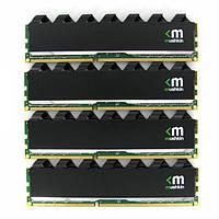 Оперативная память Mushkin Blackline 32GB DDR4 UDIMM 32GB kit 4x8GB PC3-22400 28 для настольного компьютера
