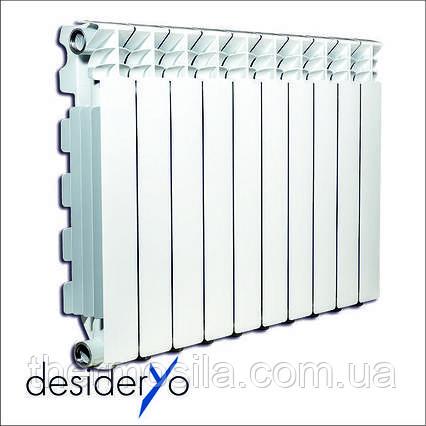 Радиатор алюминиевый Desideryo B4 350/100