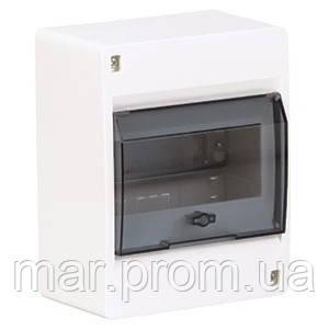Щит с / у с прозрачными дверцами 8 мод. COSMOS