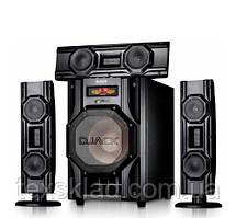 Комплект акустики 3.1 DJACK DJ-X3L 100W (USB/FM-радіо/Bluetooth)