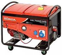 Бензиновый генератор 5 кВт HONDA